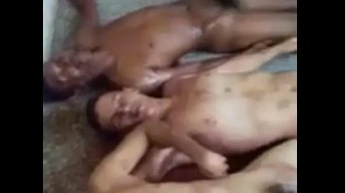 【閲覧注意】 南米のベネズエラで起きた刑務所の暴動で犠牲になった囚人達。