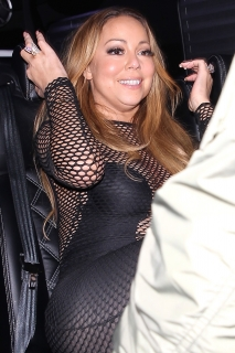 むっちりボディのマライア・キャリー(Mariah Carey)が興奮するwww