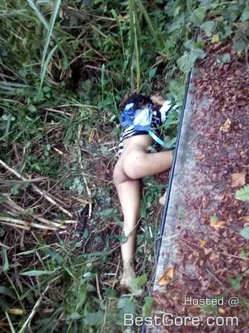 【閲覧注意】 フィリピンのタグム市で発見された半裸の美少女が悲惨すぎる。