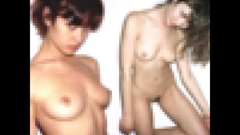 """【衝撃】ウクライナ少女の """"18歳時の全裸"""" と """"41歳時の全裸"""" を比べてみた"""