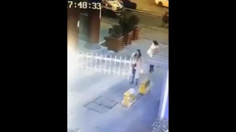 中国人の異常さが分かる映像をご覧下さい。
