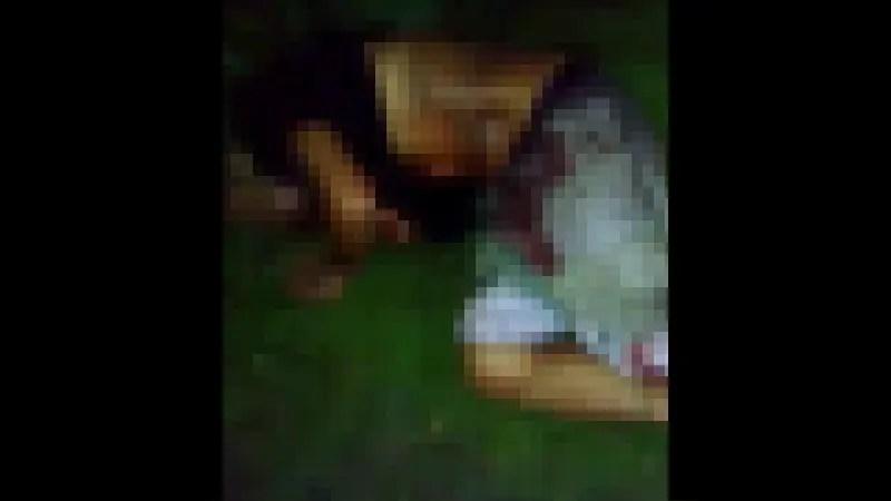 【閲覧注意】 ブラジルのスラム街で起きたナイフを刺しまくる事件です。