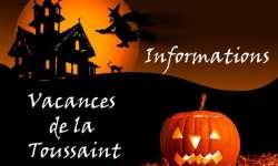 Informer sur les vacances de de la Toussaint