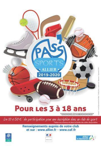 affiche  Pass-Sport