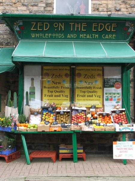 Zed on the Edge