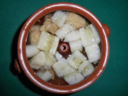 Quigoji Chicken Soup