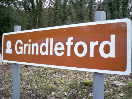 Grindleford station
