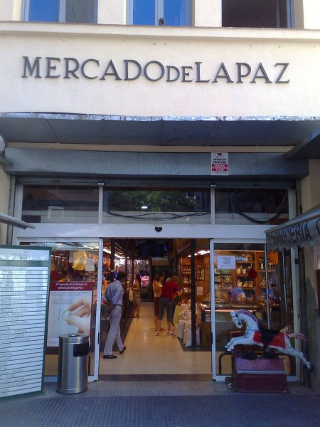 Best market in Madrid