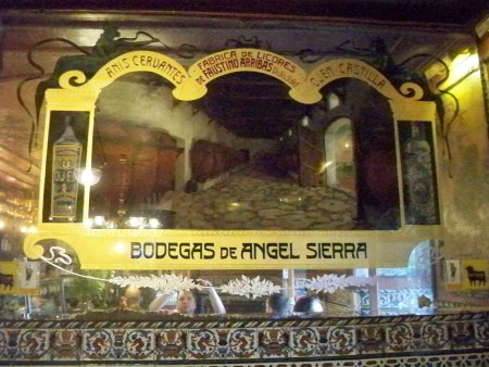 Bodegas Angel Sierra