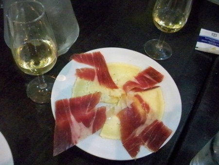 Iberico and Manchego