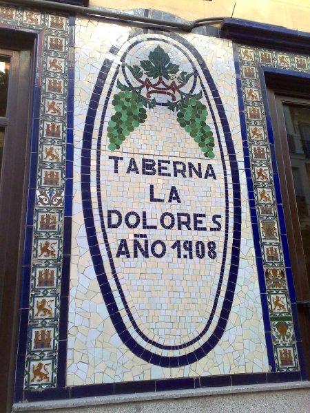 Taberna la Dolores