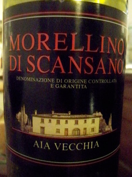 Morellino de Scansino