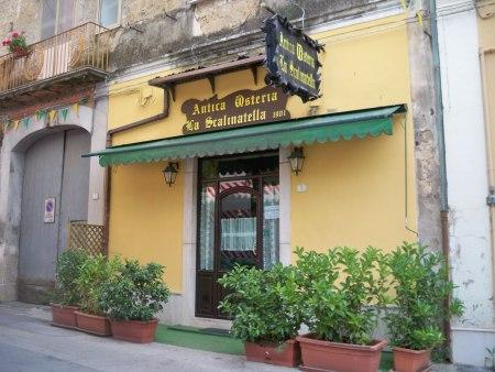 Antica Osteria La Scalinatella