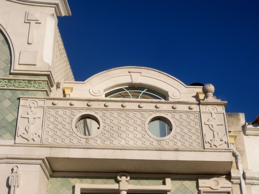 Anchor balcony