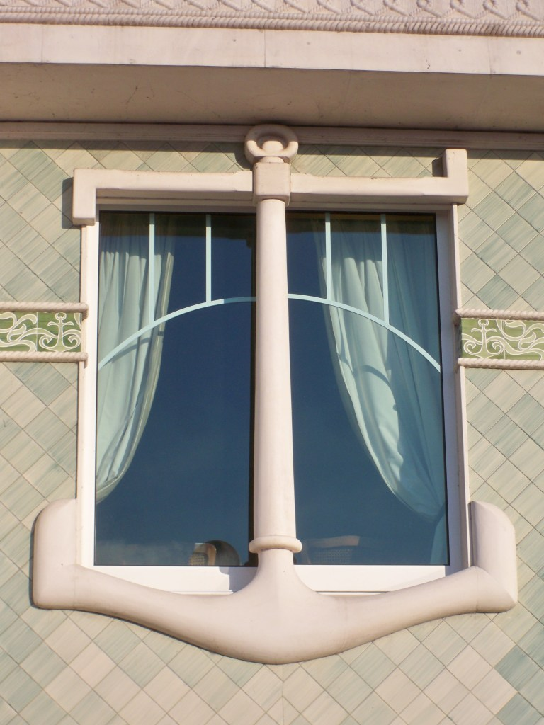 Anchor window