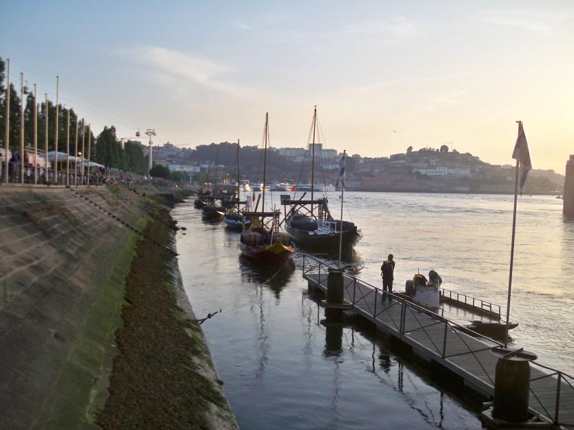 Gaia port boats