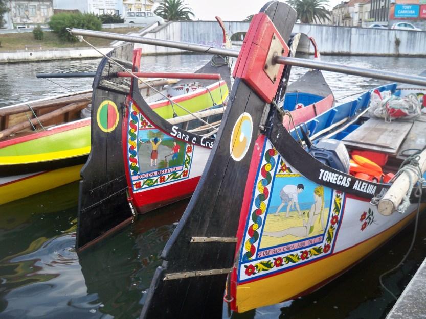 Saltboat stern