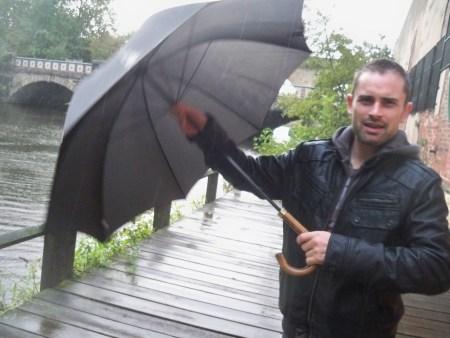 Umbrella weather