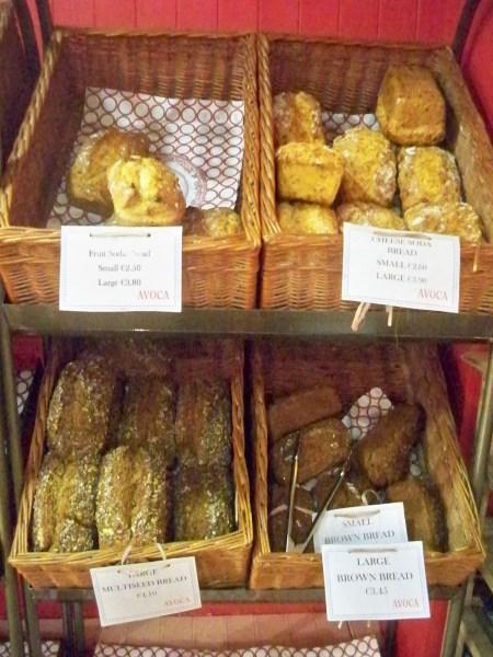 Avoca bread