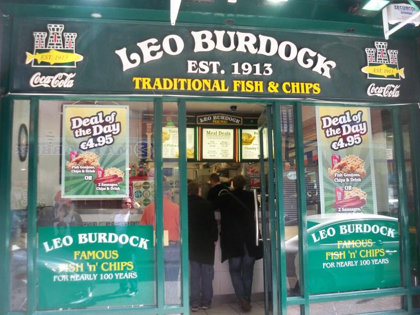 Burdock's