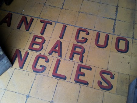 Antiguo Bar Ingles