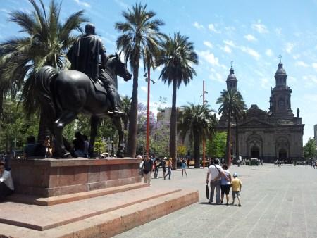 Plaza das Armas