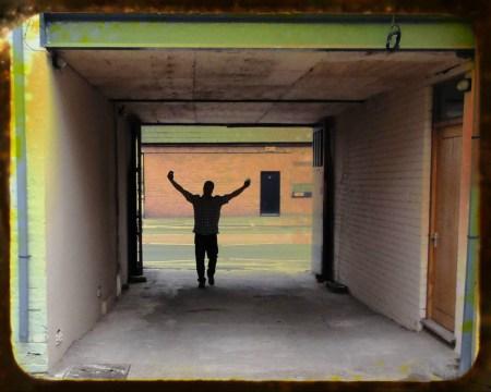 Haggler's entrance