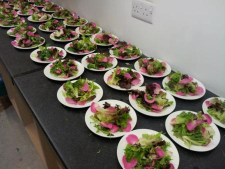 Salad army