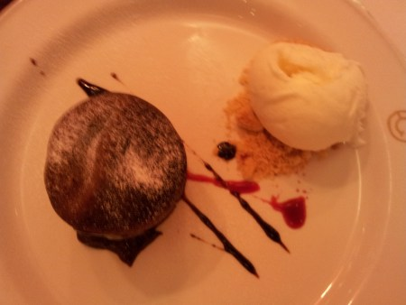 Chocolate Pud