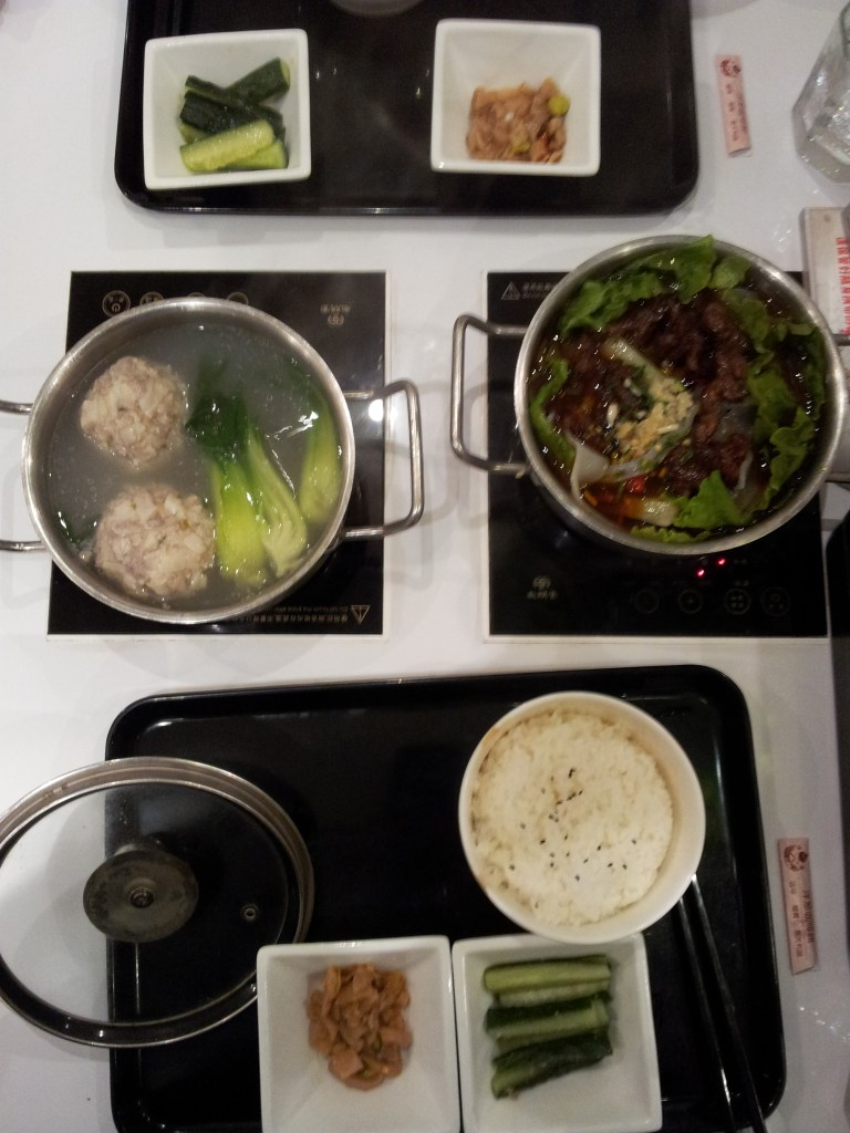 Hot pot set