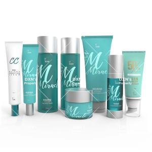 Línea completa para el cuidado de la piel
