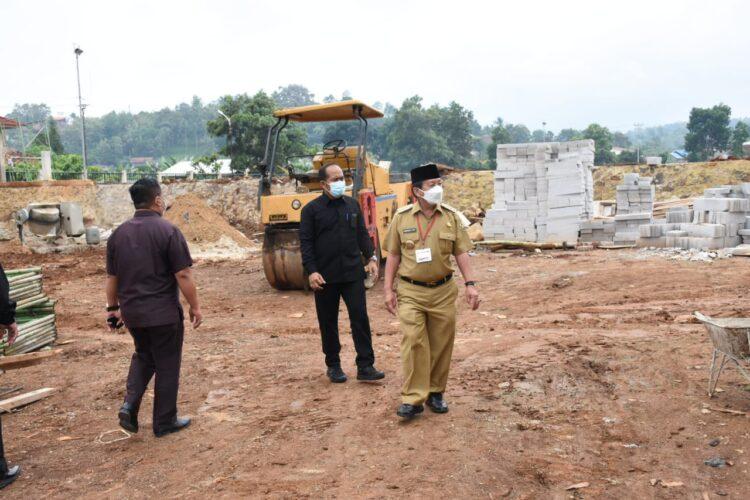 Bangun 8 Kantor Kecamatan Walikota Optimis Selesai Di Akhir Januari 2021 Gantanews