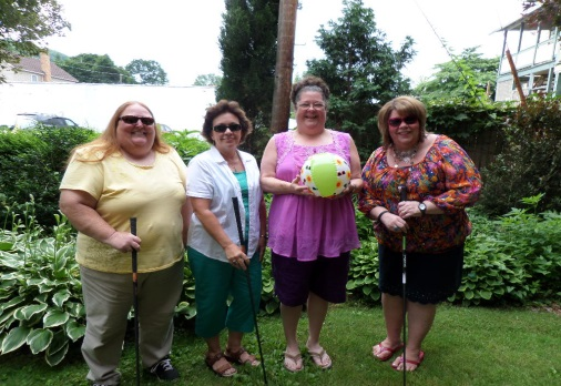 From left to right Robin Holt, Brenda Fannin, Melissa Henry and Sheila Williams (Provided Photo)
