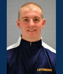 Nolan Barger is ranked #2 in the country after his sophomore All-American season for Lycoming wrestling (Photo courtesy Lycoming Athletics)