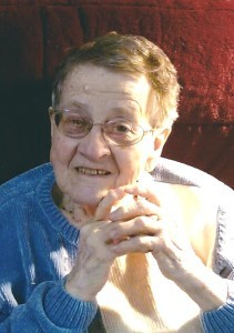 Obituary Notice: Imogene L. Meyer (Provided photo)