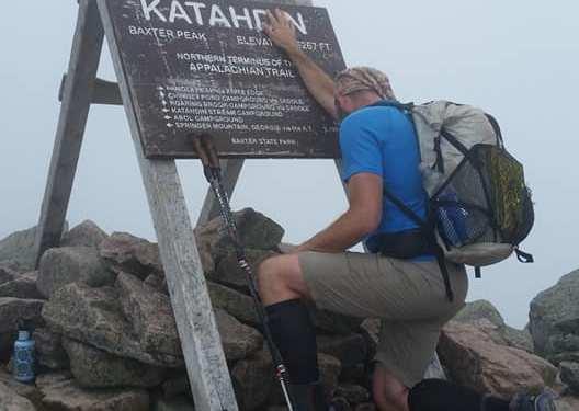 Appalachian trail thru hikers 2019
