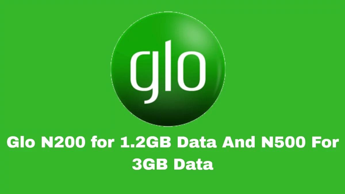 glo weekend data