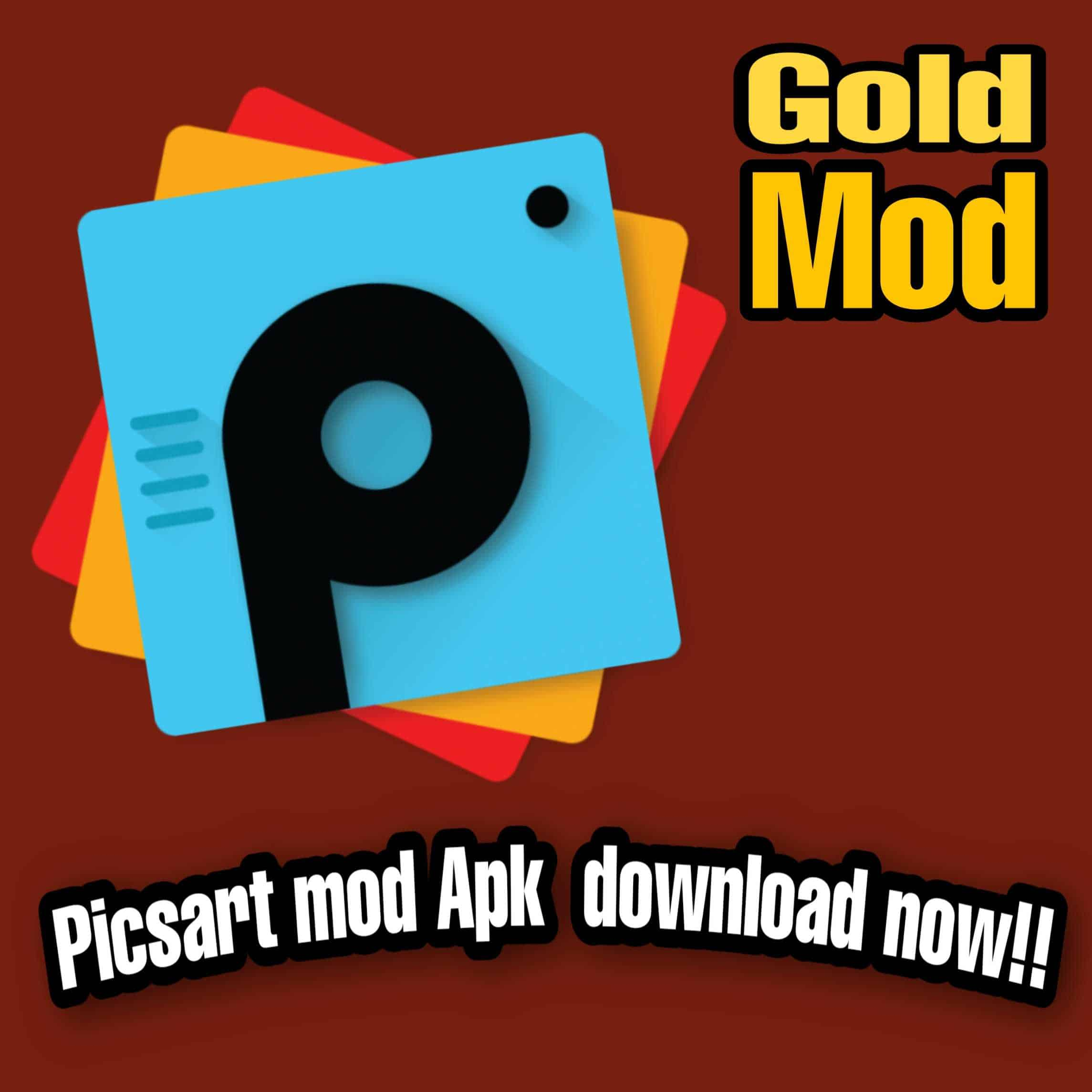 picsart mod, Download PicsArt Mod + Full  Premium Features