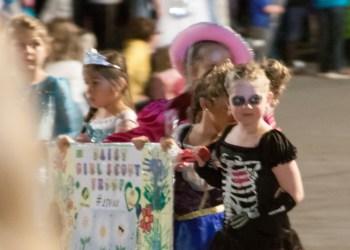 Halloween Parade GANT Stock. Photo by Steven McDole