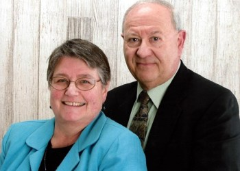 David and Deborah Ross  (Provided photo)