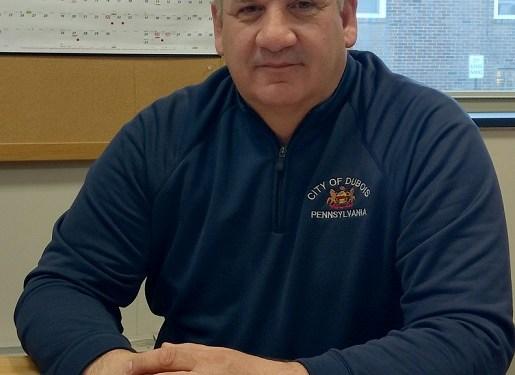 "City Manager John ""Herm"" Suplizio (Photo by Steven McDole)"
