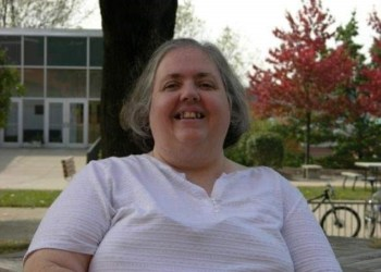 The late Deborah Gill was an associate professor of Spanish at Penn State DuBois for 20 years.  (Provided photo)