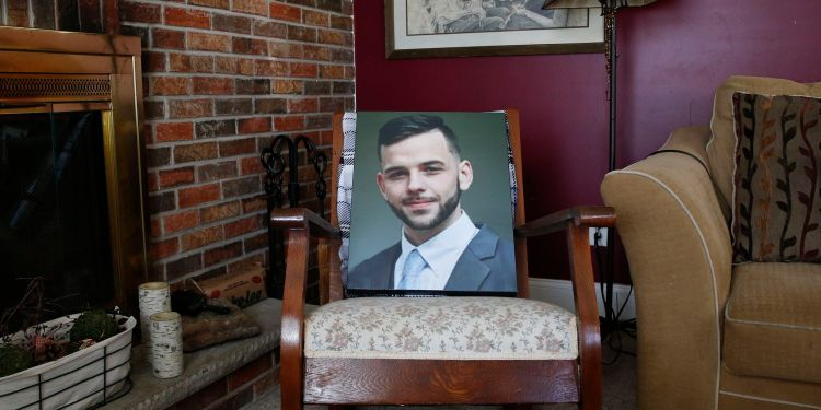 Tyler Cordeiro died of an overdose in October 2020 after being told he couldn't access treatment while uninsured and using medical marijuana.  YONG KIM / Philadelphia Inquirer
