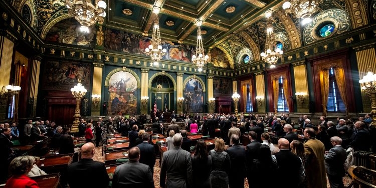 Reports that show all 50 senators' spending for the month of July were posted to the Senate's website Wednesday morning, alongside spending information for the chief clerk and secretary.  JOSE F. MORENO / Philadelphia Inquirer
