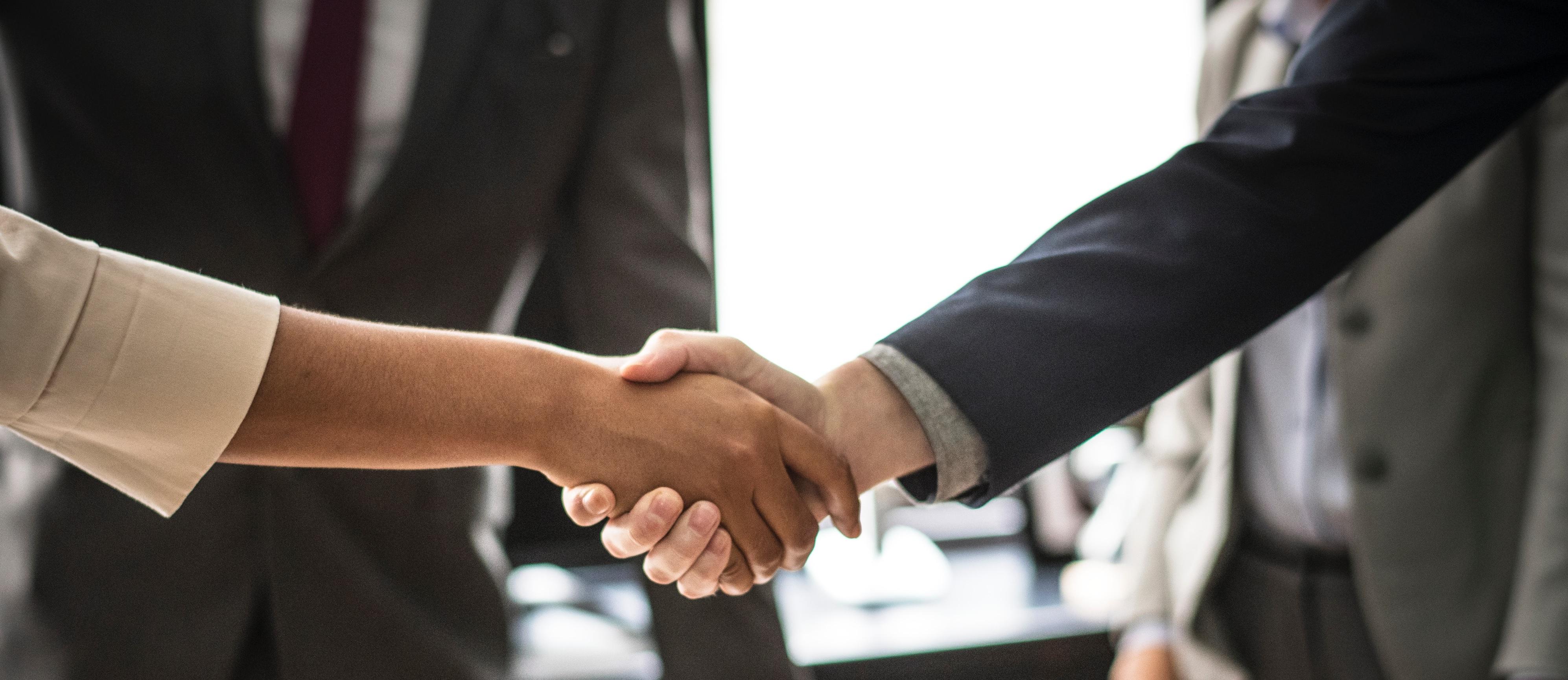 Handshake/Promise