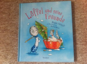 Kinderbuch Buchtipp Gewinnspiel Löffel und seine Freunde