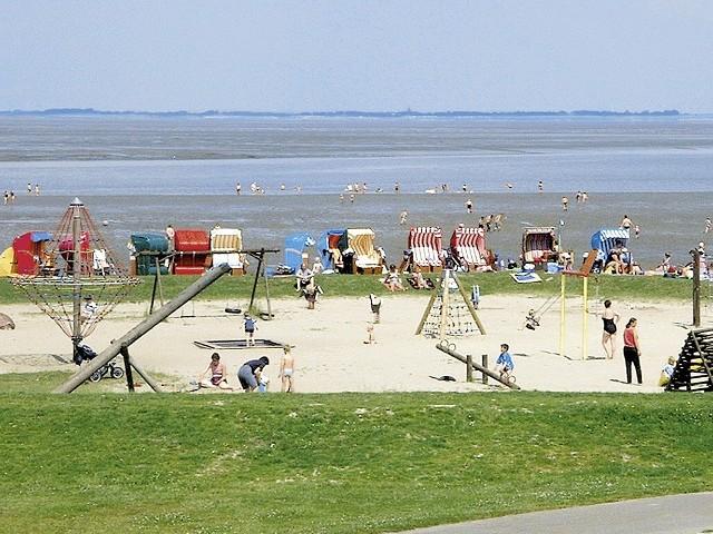Friesenstrand, Spielplatz, Centerparcs Nordseeküste