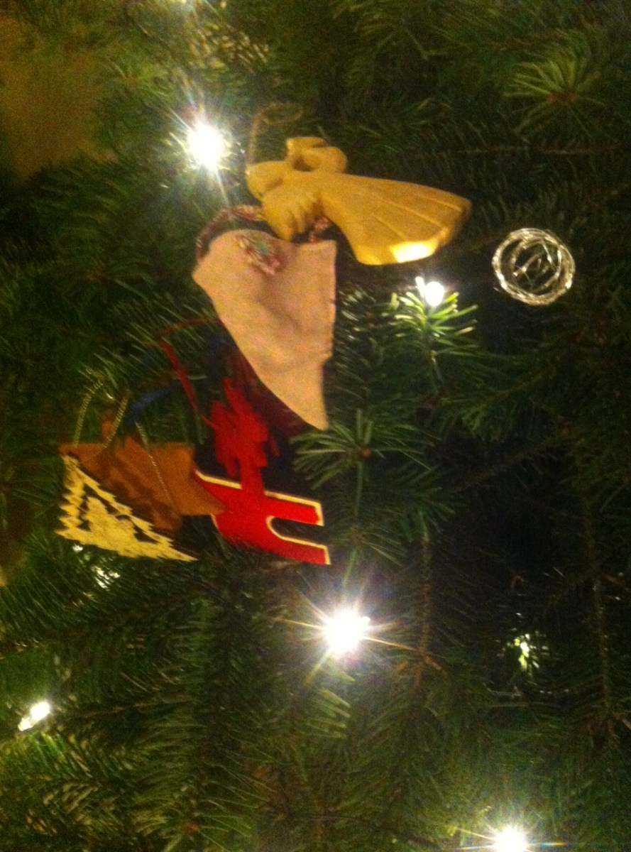 Weihnachtsbaum, Schmücken,Tannenbaum, Weihnachten mit Kindern
