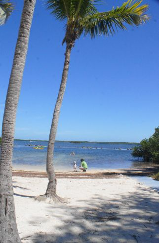Strand in Florida, Famlienurlaub, Florida mit Kind