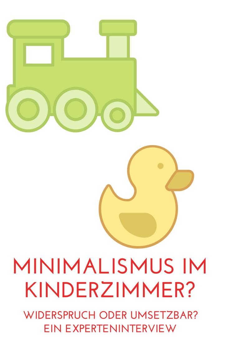 Minimalismus im Kinderzimmer: Interview mit Interiordesignerin Nic ...